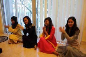 My Dikir Barat girls